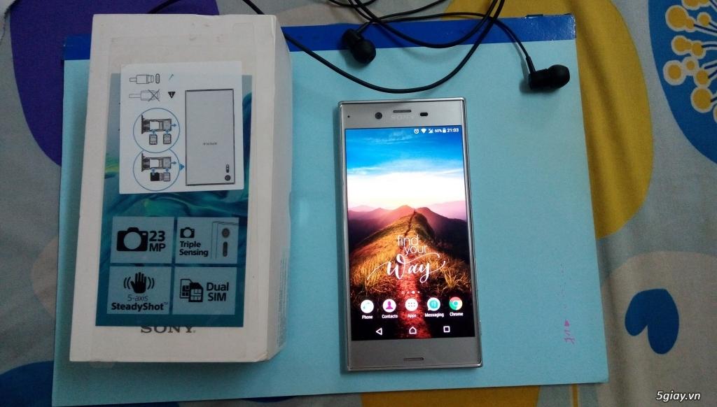 Cần bán Sony XZ chính hãng - bảo hành gần 8 tháng - 2