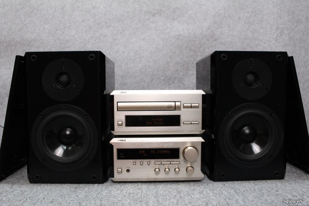 Đầu máy nghe nhạc MINI Nhật đủ các hiệu: Denon, Onkyo, Pioneer, Sony, Sansui, Kenwood - 33