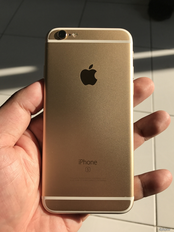 iPhone 6s Gold Lock 64GB LL - 4