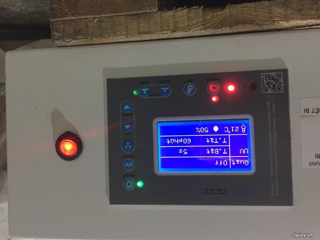 Tủ hút khí độc Bluezeiz 1200ST - 4