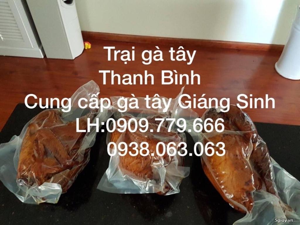 Trại gà tây Thanh Bình.Cung cấp gà tây thịt Giáng Sinh 2017 - 12