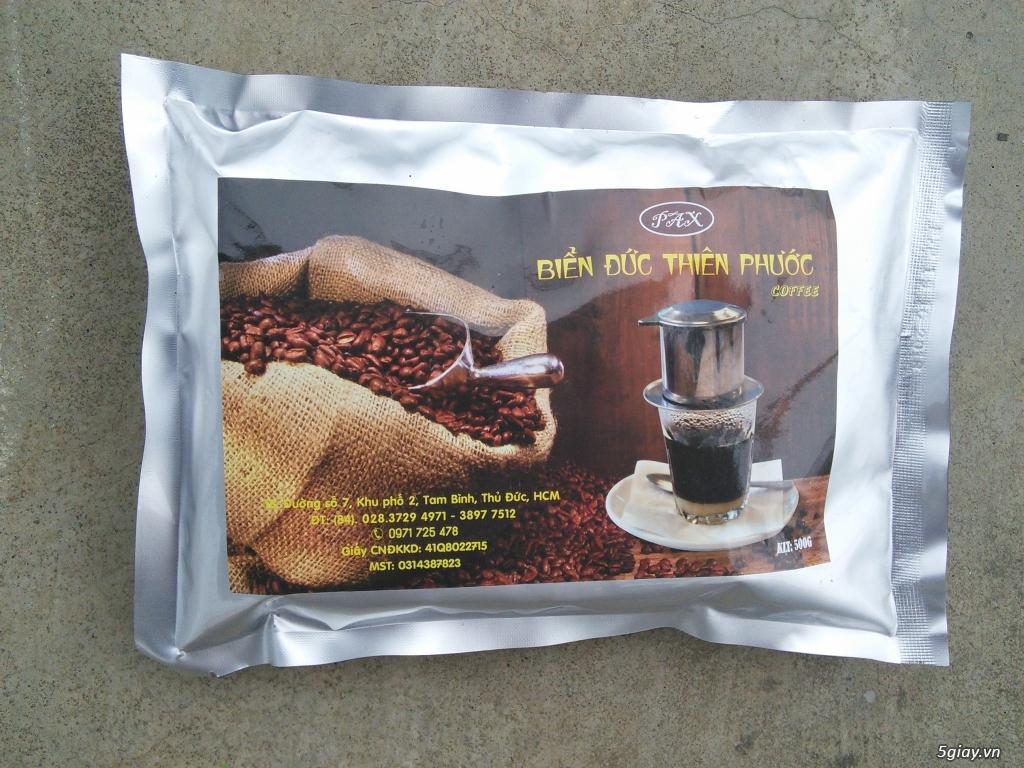 Bán cà phê nguyên chất dòng Biển Đức làm 60 ngàn/nửa kg