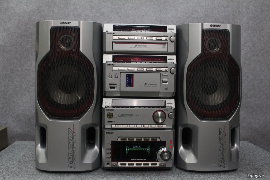 Đầu máy nghe nhạc MINI Nhật đủ các hiệu: Denon, Onkyo, Pioneer, Sony, Sansui, Kenwood - 37