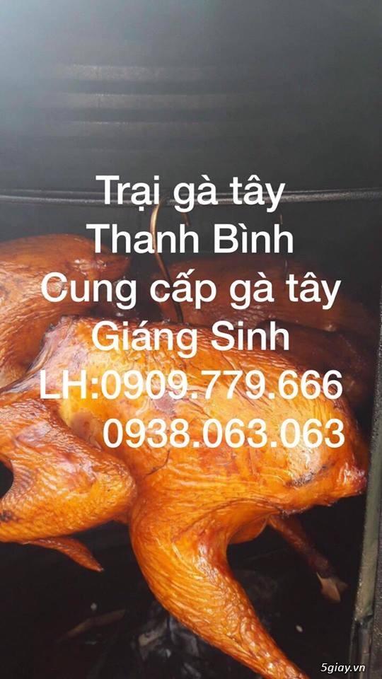 Trại gà tây Thanh Bình.Cung cấp gà tây thịt Giáng Sinh 2017 - 10