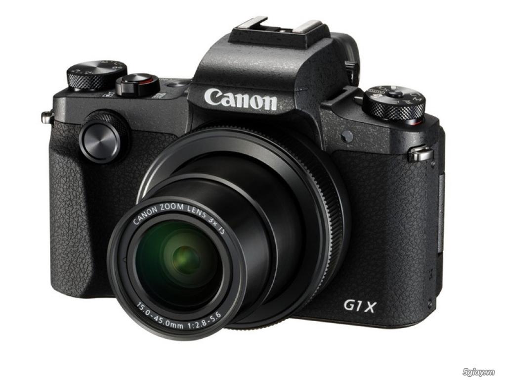 """Canon Powershot G1X Mark III có thêm phụ kiện """"lặn biển"""" 40m - 212530"""