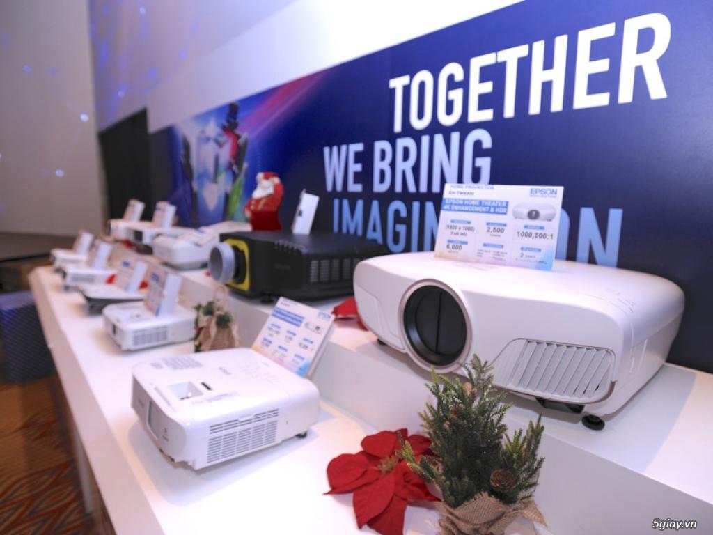 Epson tiếp tục dẫn đầu máy in phun mực và máy chiếu tại Việt Nam - 212519