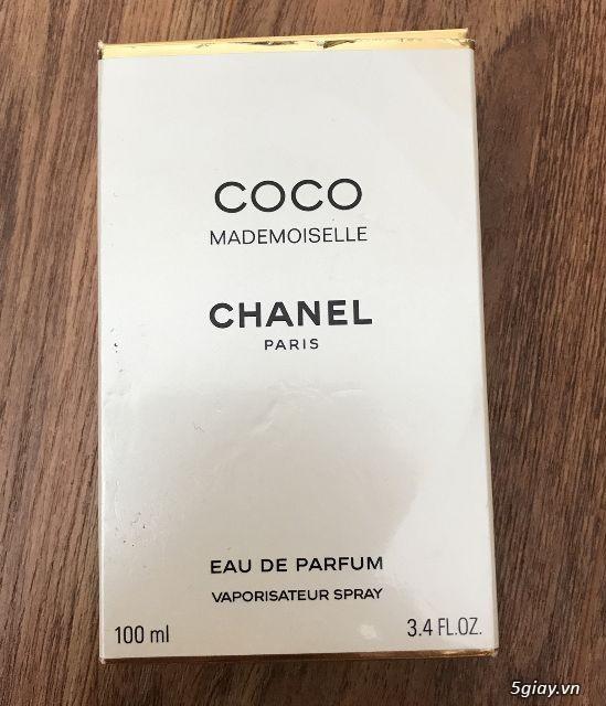 Nước Hoa chaaa Coco mademoiselle 100ml chính hãng