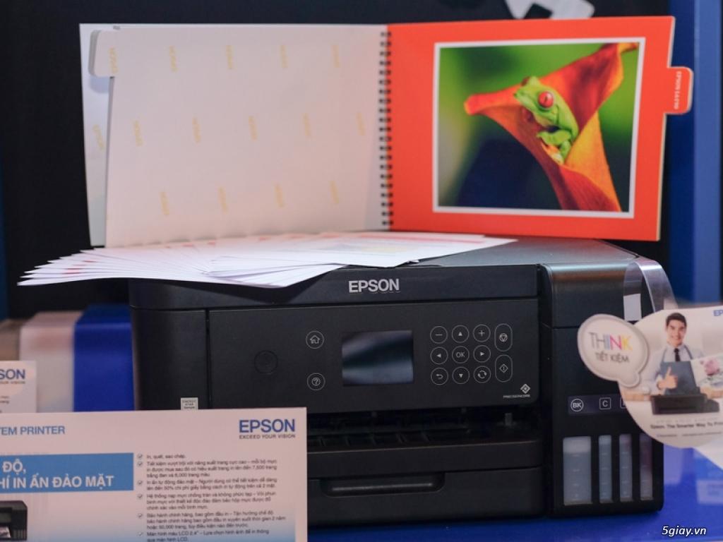 Epson tiếp tục dẫn đầu máy in phun mực và máy chiếu tại Việt Nam - 212521