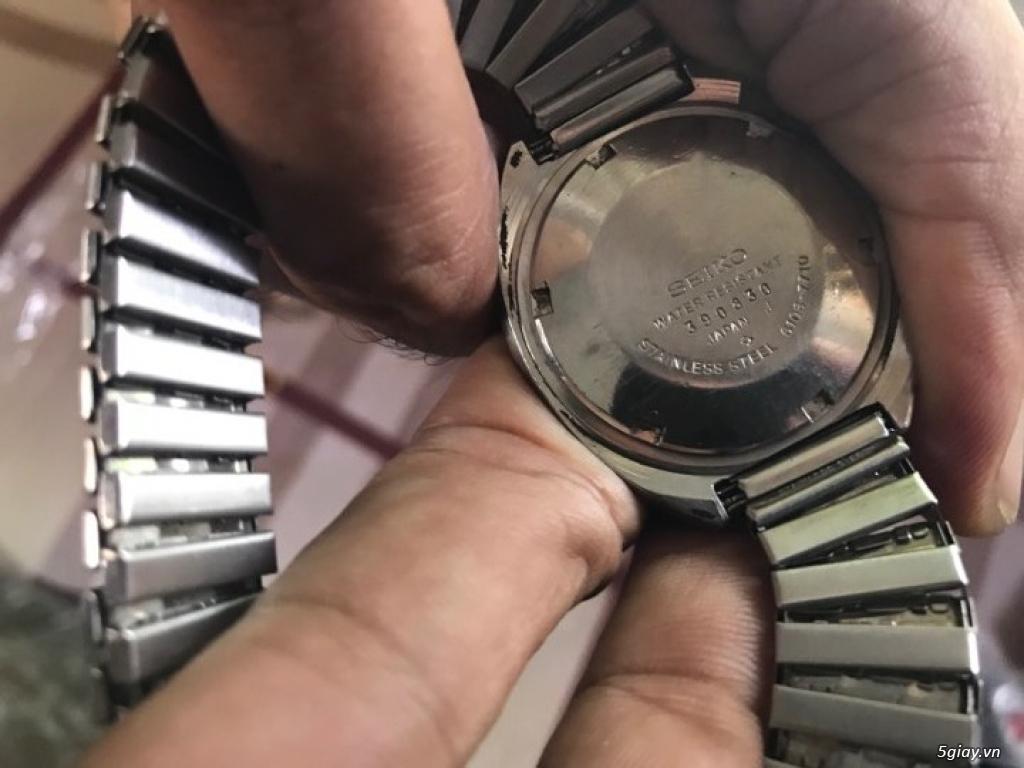 Đồng hồ mới 90% chính hãng Swatch , DW , seiko đẹp giá tốt cho anh em - 14