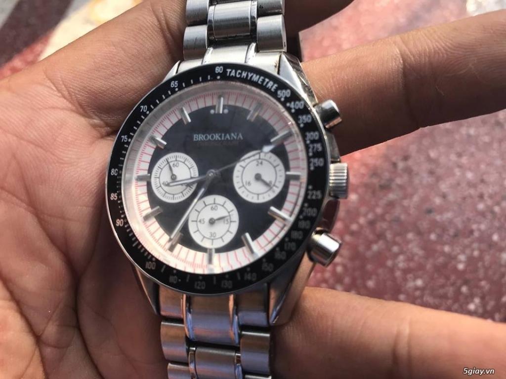 Đồng hồ mới 90% chính hãng Swatch , DW , seiko đẹp giá tốt cho anh em - 7