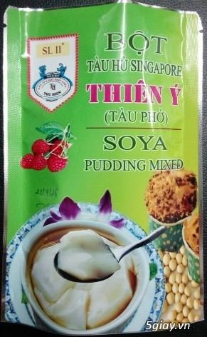 Bột Tàu hủ Singapore - Soya Pudding Mixed