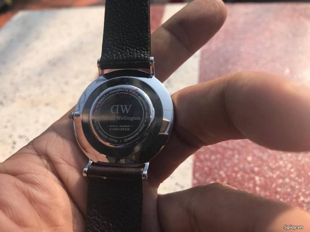 Đồng hồ mới 90% chính hãng Swatch , DW , seiko đẹp giá tốt cho anh em - 26
