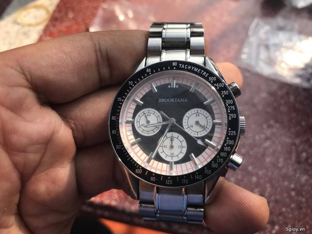 Đồng hồ mới 90% chính hãng Swatch , DW , seiko đẹp giá tốt cho anh em - 6