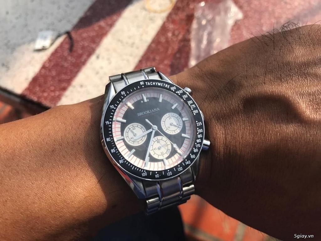 Đồng hồ mới 90% chính hãng Swatch , DW , seiko đẹp giá tốt cho anh em - 8