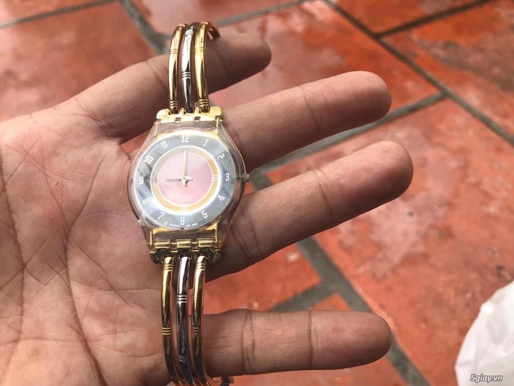 Đồng hồ mới 90% chính hãng Swatch , DW , seiko đẹp giá tốt cho anh em - 5