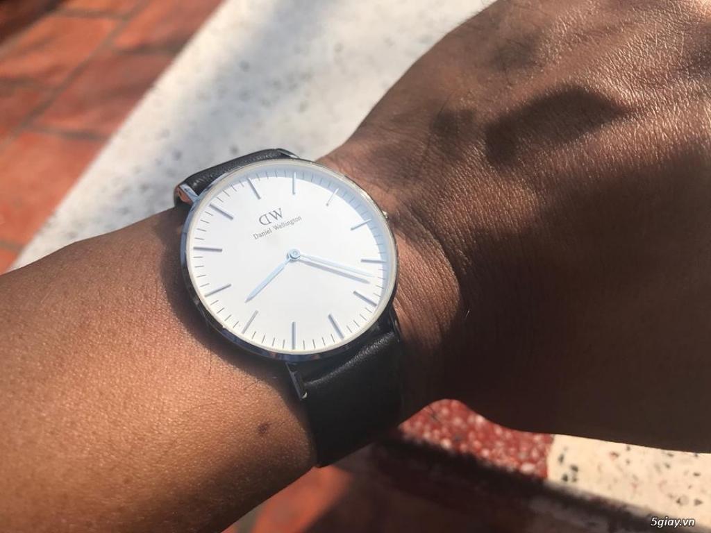 Đồng hồ mới 90% chính hãng Swatch , DW , seiko đẹp giá tốt cho anh em - 27