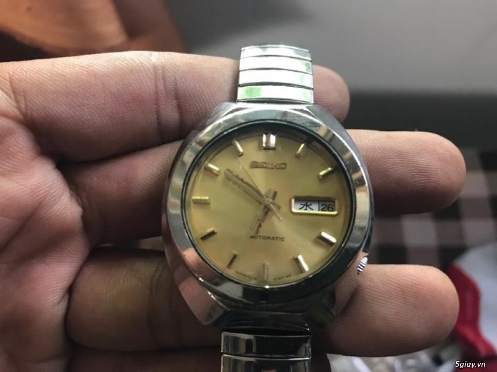 Đồng hồ mới 90% chính hãng Swatch , DW , seiko đẹp giá tốt cho anh em - 13