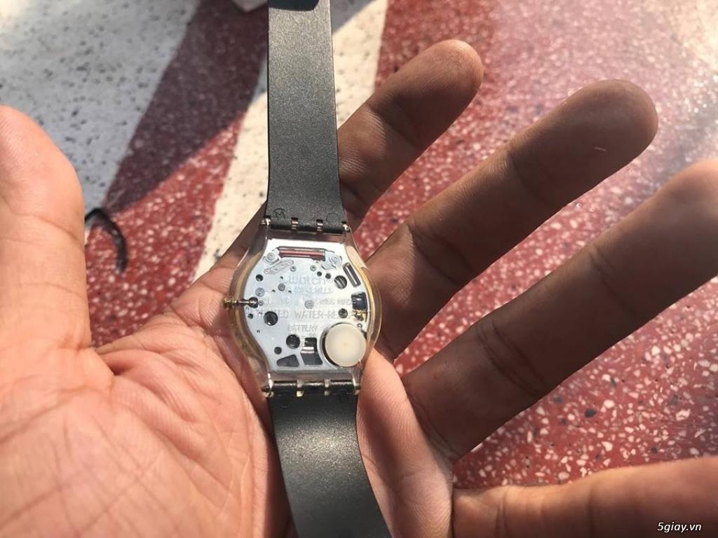 Đồng hồ mới 90% chính hãng Swatch , DW , seiko đẹp giá tốt cho anh em - 15