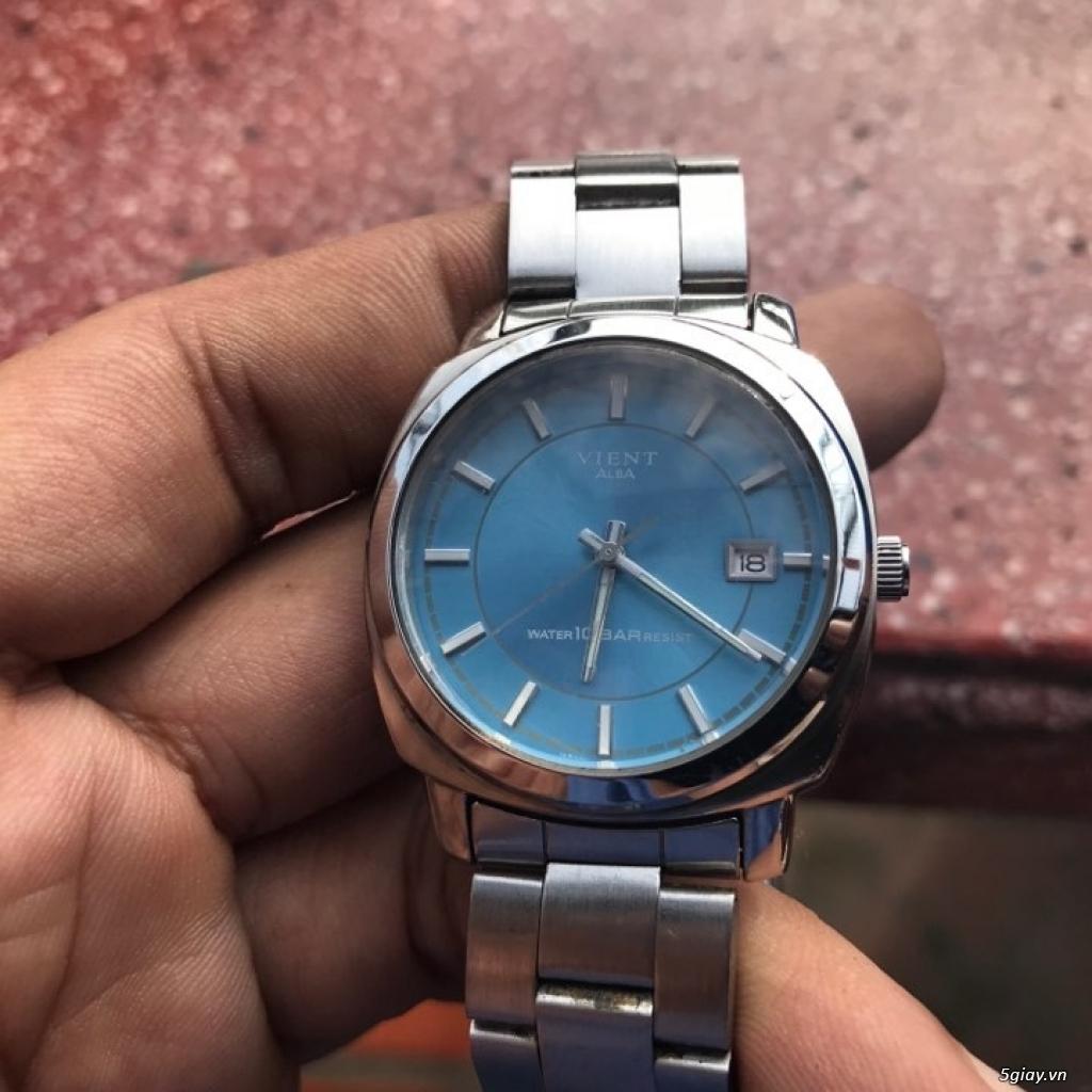 Đồng hồ mới 90% chính hãng Swatch , DW , seiko đẹp giá tốt cho anh em - 20