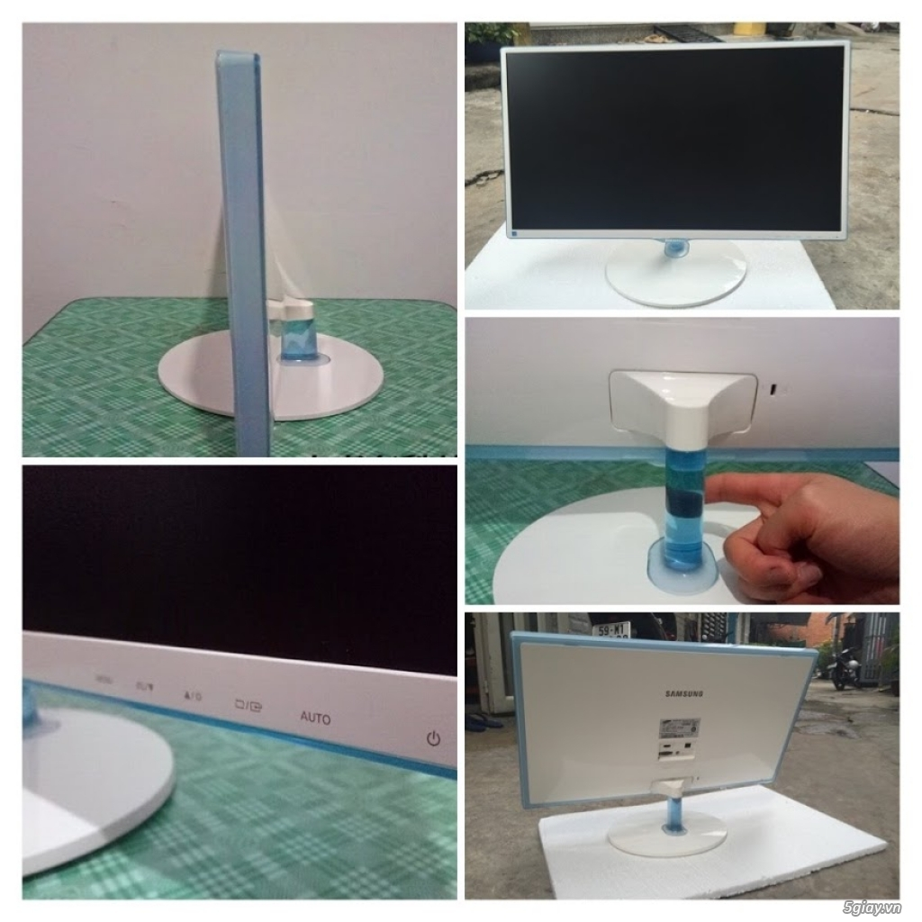 """Màn hình LCD Asus LG SamSung Philips AOC 27"""" Full-HD AH-IPS, PLS, Curved Cong, 4K UltraHD giá rẻ.. H - 12"""