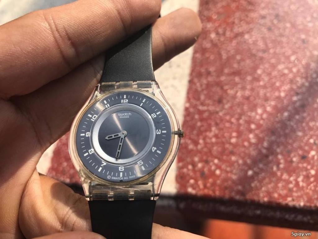 Đồng hồ mới 90% chính hãng Swatch , DW , seiko đẹp giá tốt cho anh em - 17