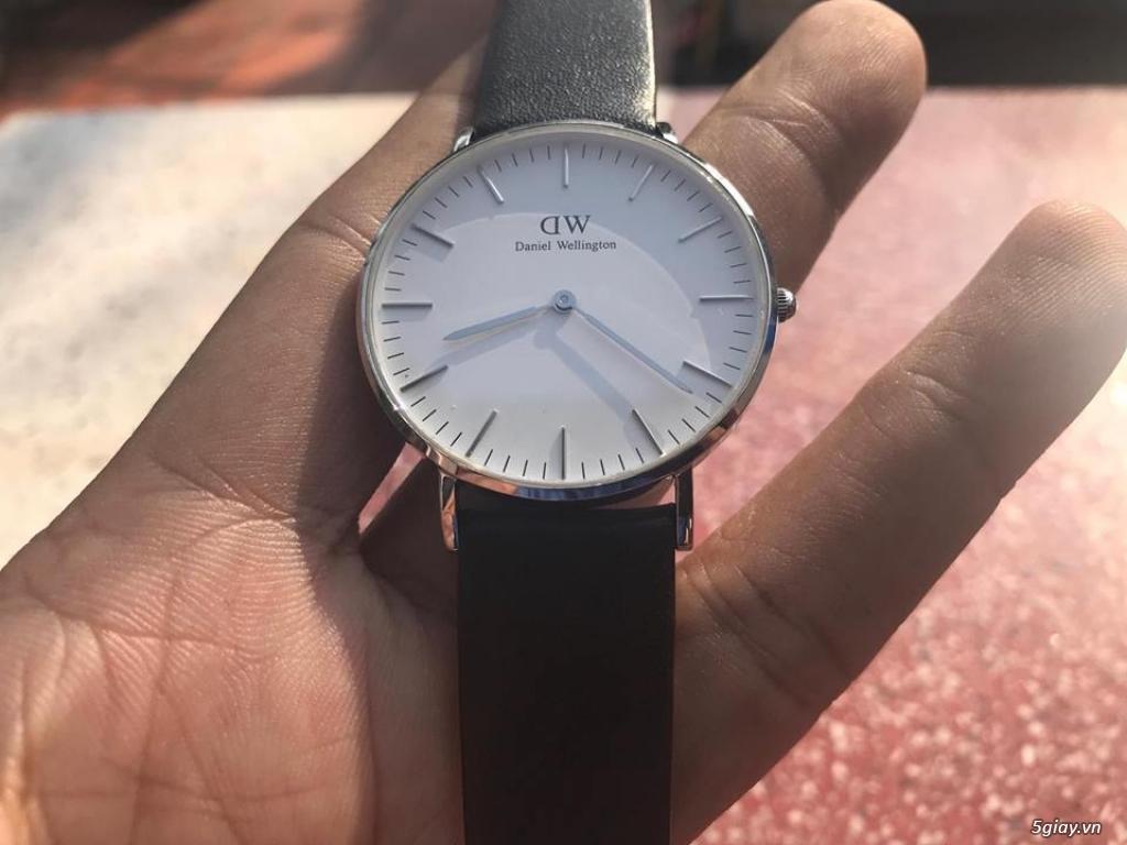 Đồng hồ mới 90% chính hãng Swatch , DW , seiko đẹp giá tốt cho anh em - 25
