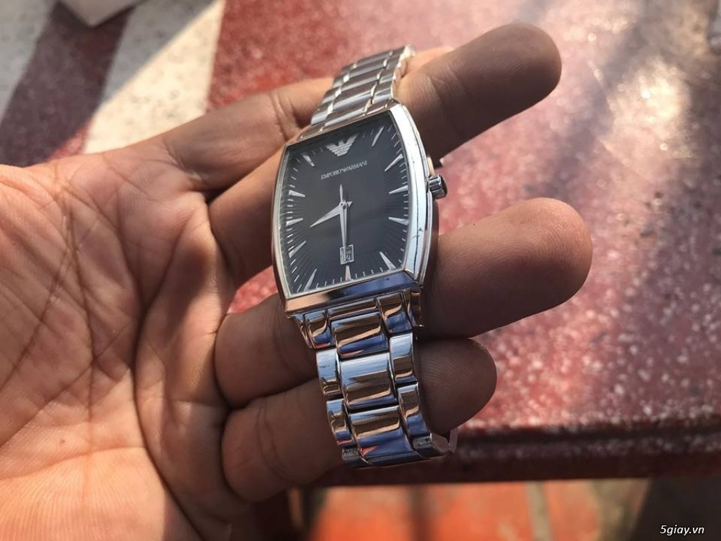 Đồng hồ mới 90% chính hãng Swatch , DW , seiko đẹp giá tốt cho anh em - 9