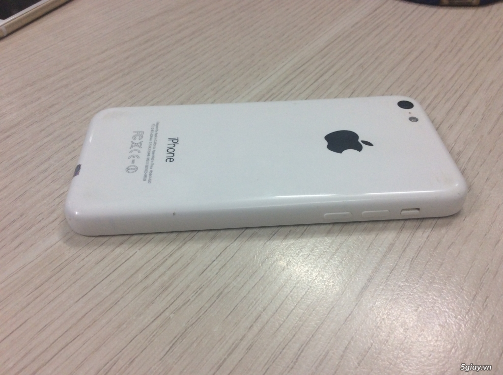 Cần bán iPhone 5C 16Gb giá rẻ - 1