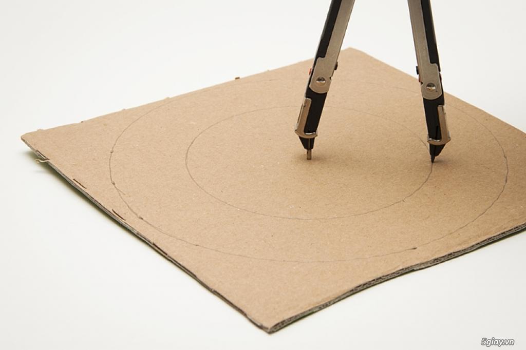 Khung ảnh tuyệt đẹp bằng vải thô và kẹp gỗ - 213172
