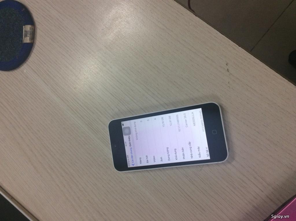 Cần bán iPhone 5C 16Gb giá rẻ - 3