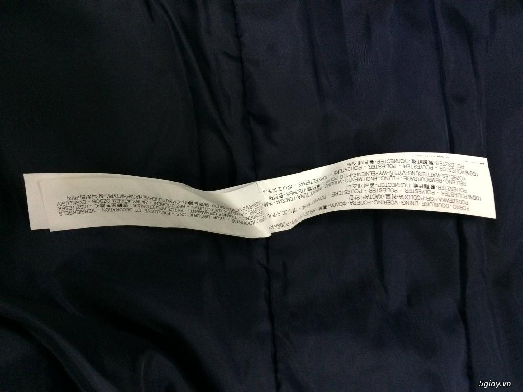 Cần thanh lý áo khoác lạnh zara xách tay, chính hãng usa - 19