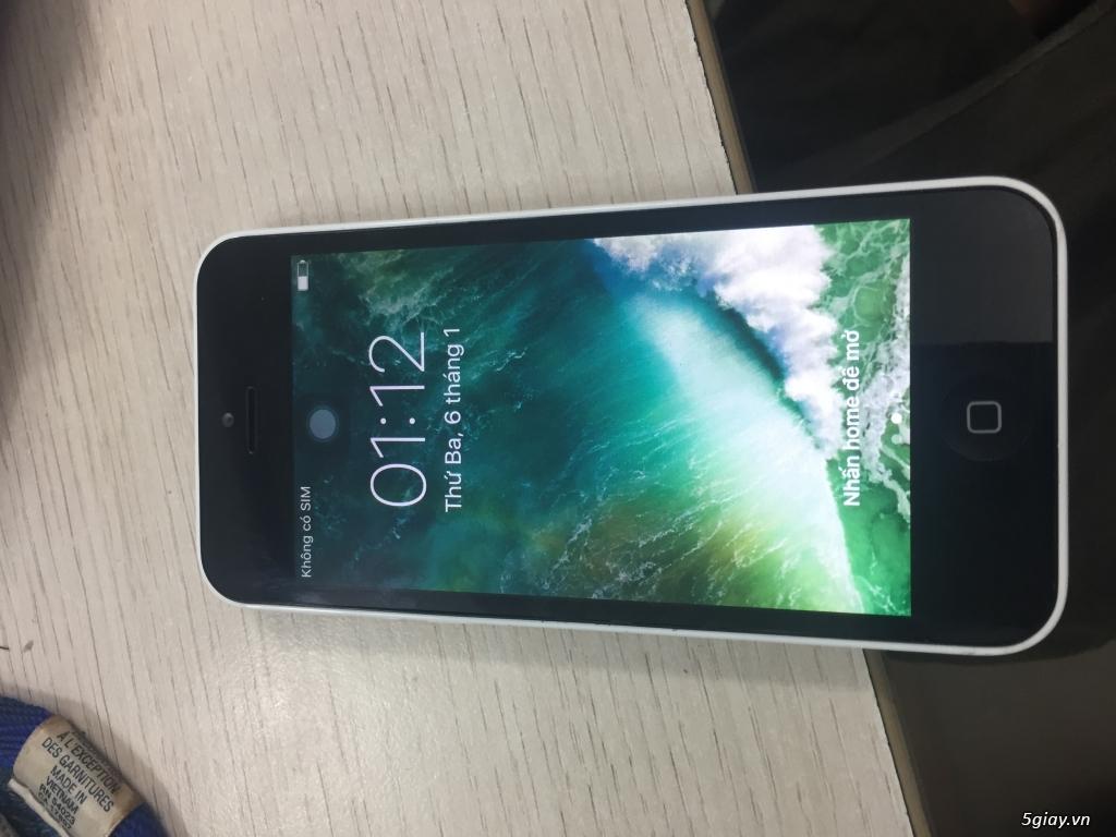 Iphone 5C 16Gb Giá rẻ - 4