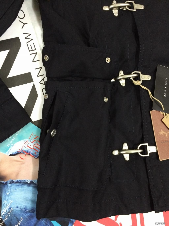 Cần thanh lý áo khoác lạnh zara xách tay, chính hãng usa - 2