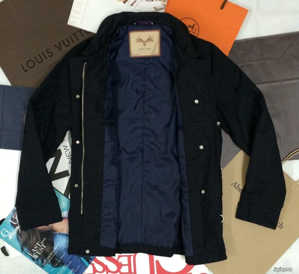 Cần thanh lý áo khoác lạnh zara xách tay, chính hãng usa - 6