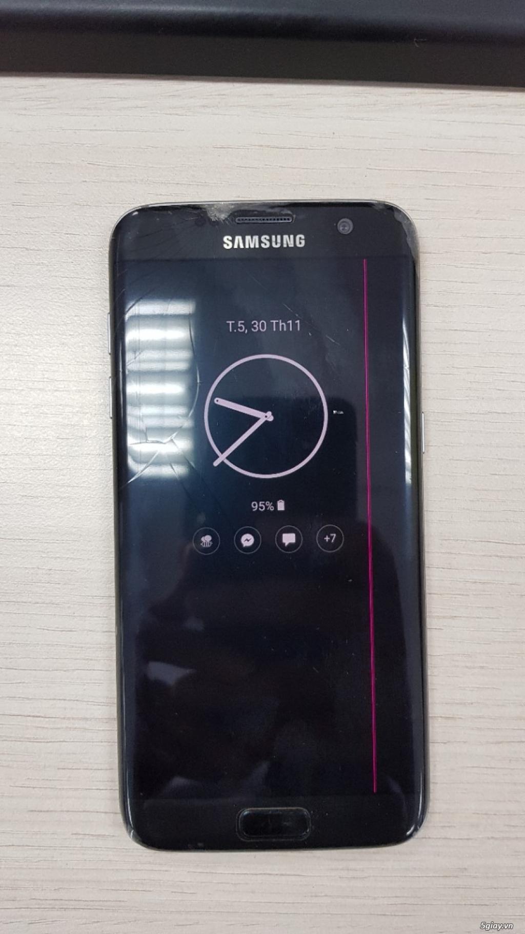 Bán Samsung S7 Edge chính hãng – Giá 3 triệu đồng - 1