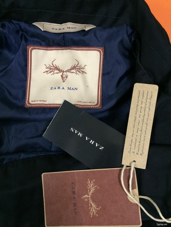 Cần thanh lý áo khoác lạnh zara xách tay, chính hãng usa - 8