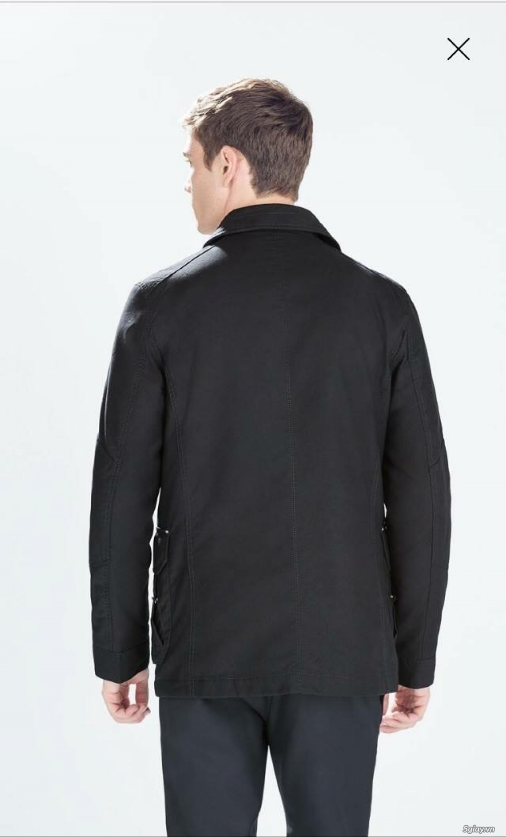 Cần thanh lý áo khoác lạnh zara xách tay, chính hãng usa - 17