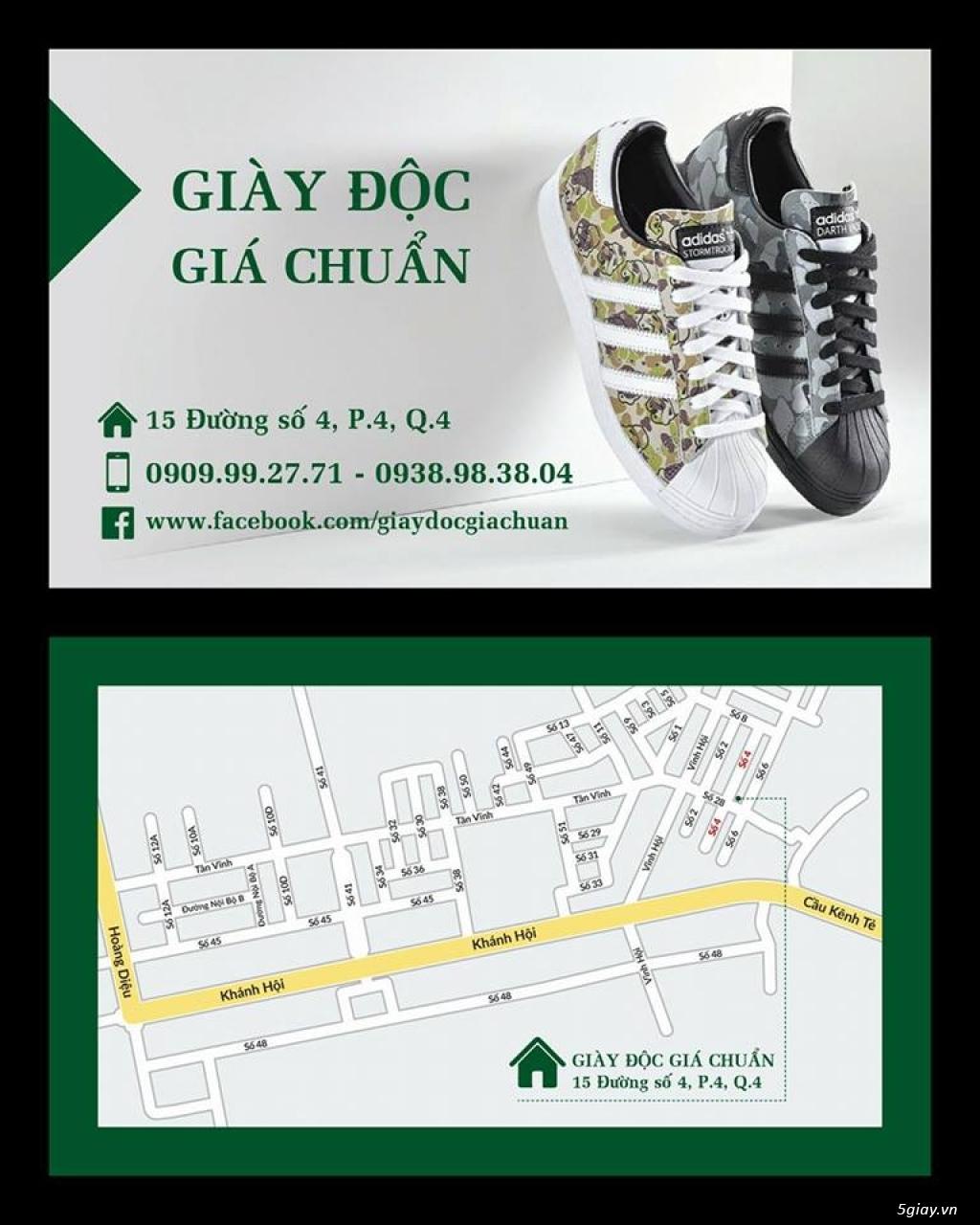 Mang giày độc mua giá mềm thể hiện cá tính.  Giá chỉ từ 150k - 450k - 1
