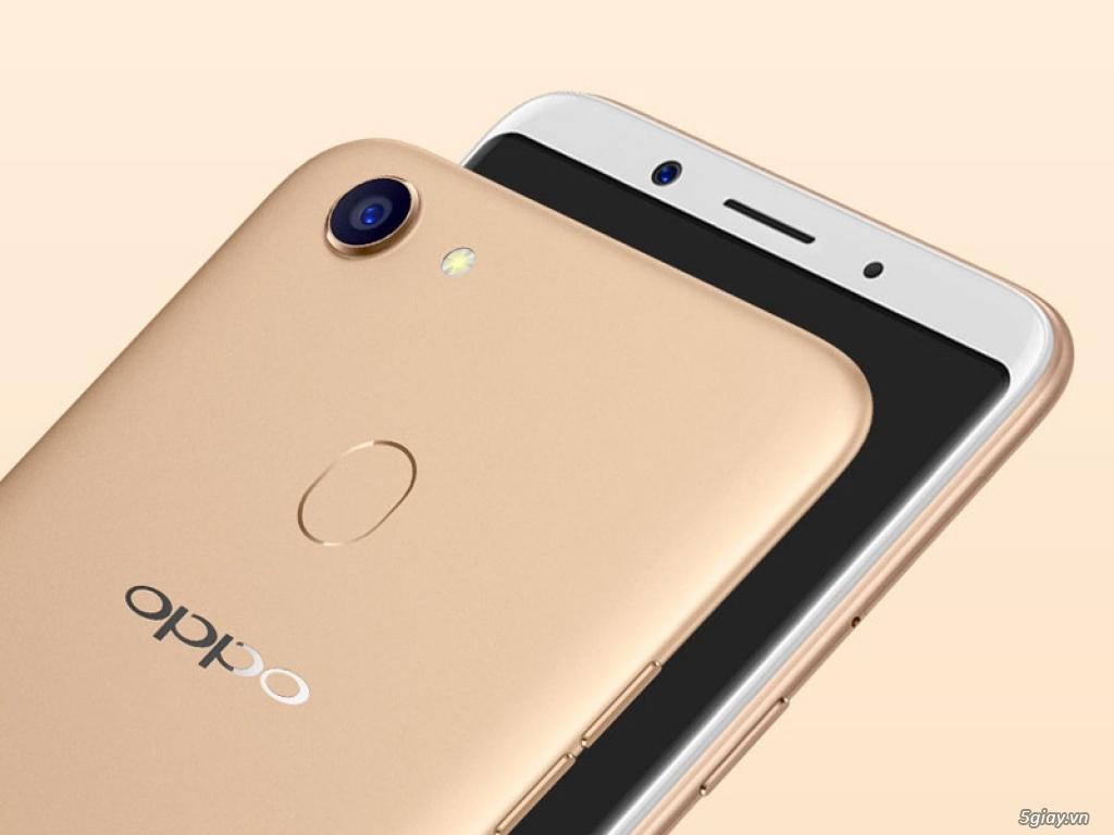 OPPO ra mắt thêm phiên bản F5 YOUTH - 213506