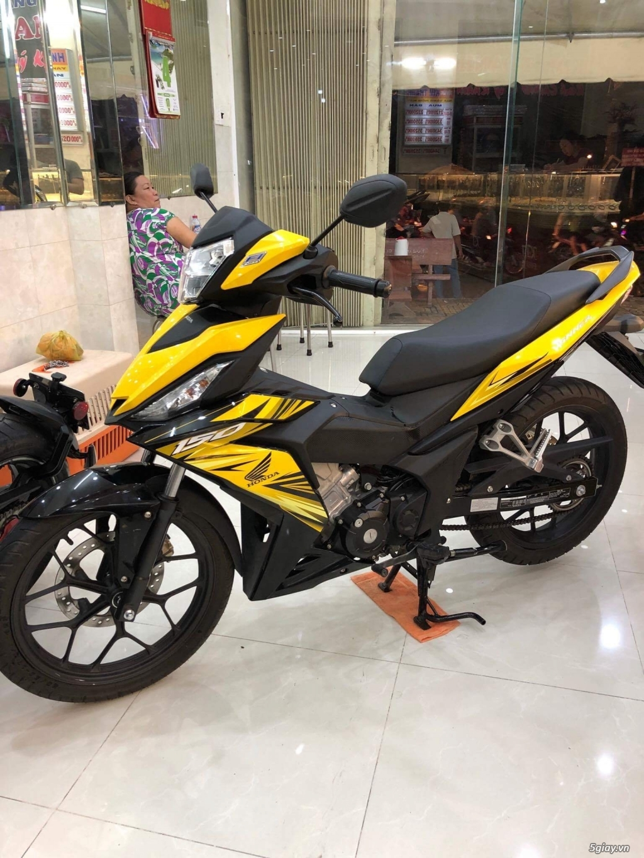 Bán Winner 150 Fi 8/2017 Vàng Đen leng keng HOT !Q12