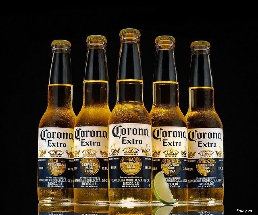 Bia corona extra 355ml nhập từ mexico