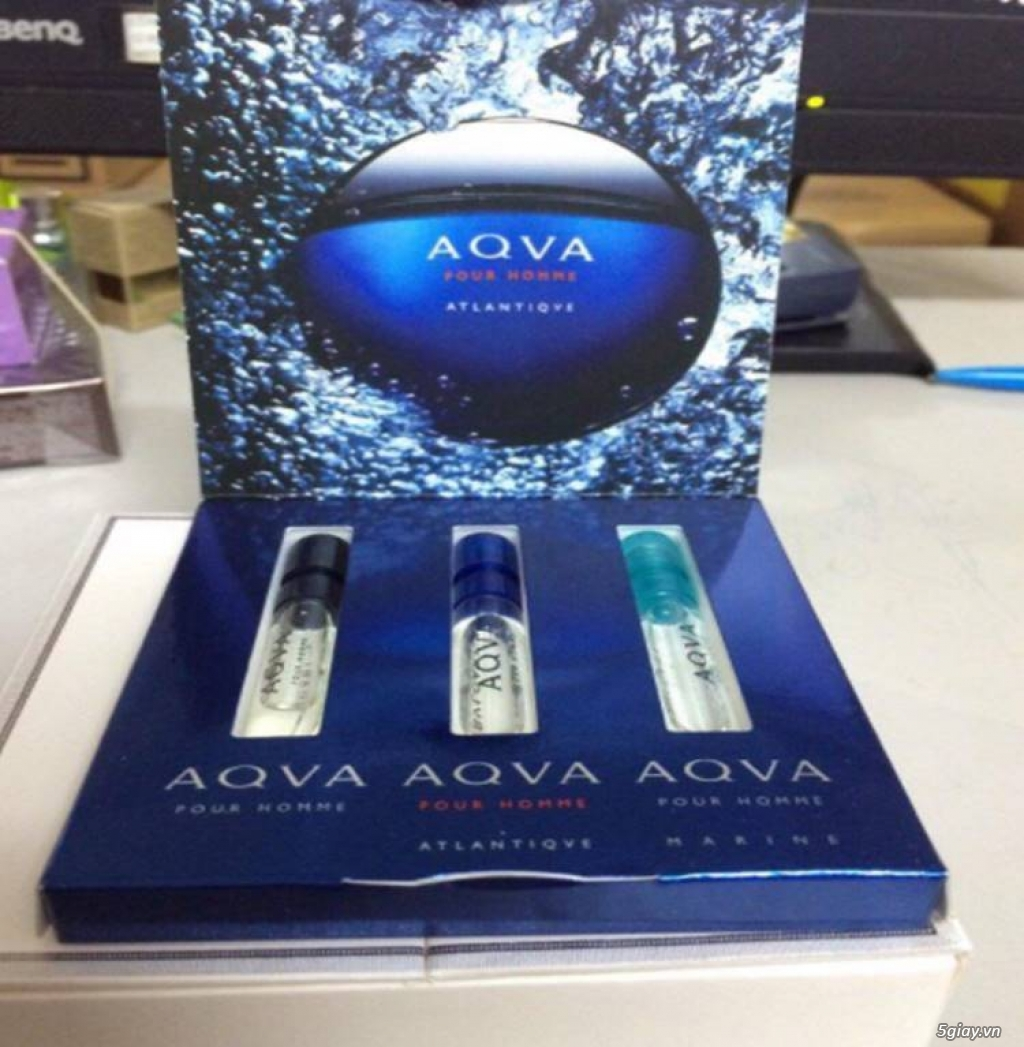 Set nước hoa Authentic 100% - The Fragrance Shop