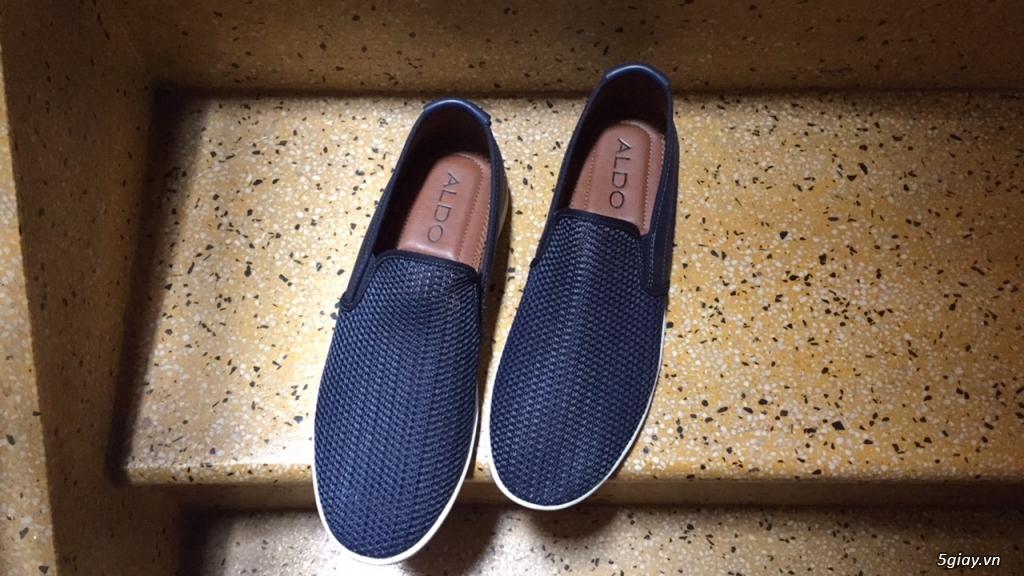 Cần bán 03 đôi giầy nam hiệu Aldo size US 7.5 xách tay USA - 1