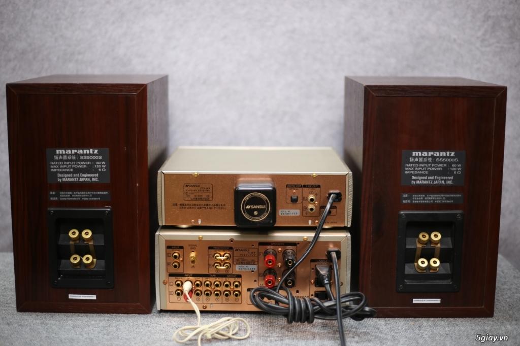 Máy nghe nhạc MINI Nhật đủ các hiệu: Denon, Onkyo, Pioneer, Sony, Sansui, Kenwood - 3