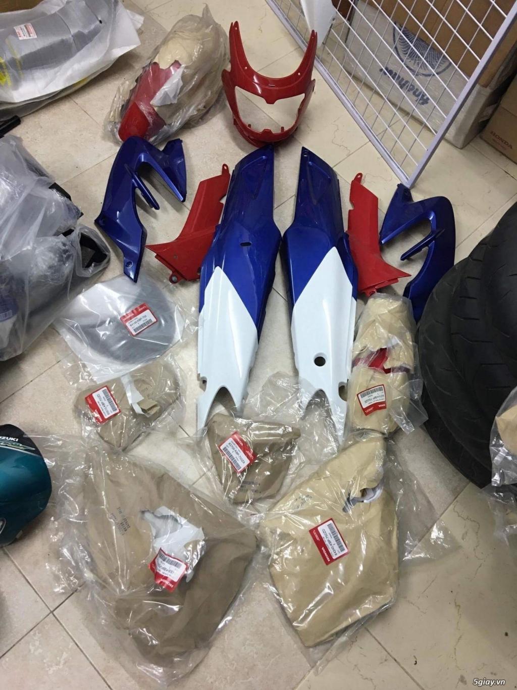 Phụ tùng chính hãng honda và suzuki 2troke thailand - 4