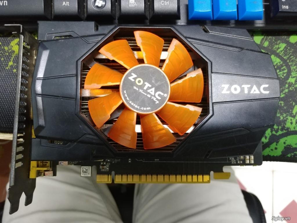 zotac gtx 650 1GB RAM5 650k - 1