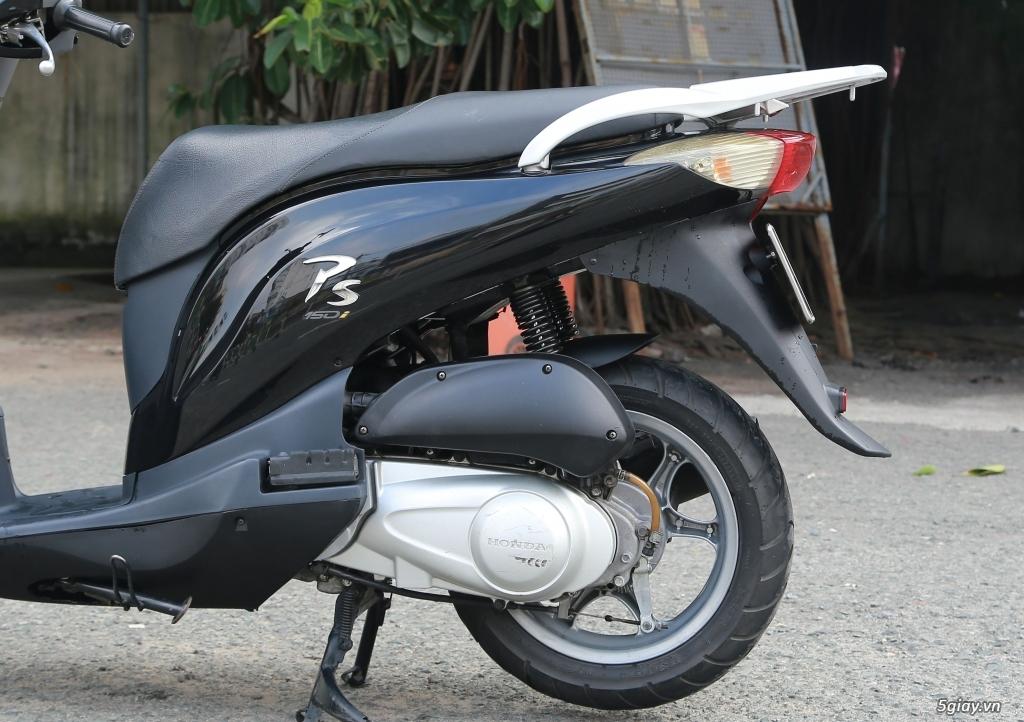 Honda ps xe đời 2007 xe đẹp leng keng