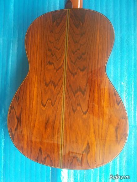 Guitar Jacaranda Matsouka M 60, No 20, Morris MC 50 và Kurosawa No 6 - 13