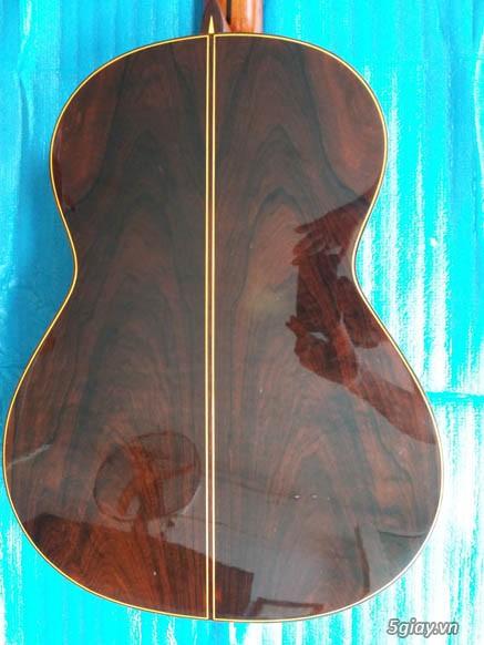 Guitar Jacaranda Matsouka M 60, No 20, Morris MC 50 và Kurosawa No 6 - 2