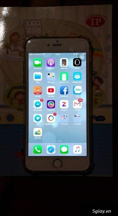 càn bán iphone 6s plus lock ios 11 - 1